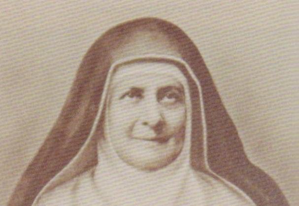 Origine du Prieuré - Adèle Garnier est une religieuse française, fondatrice en 1898 de la congrégation des Bénédictines du Sacré-Cœur de Montmartre.